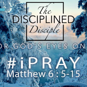 iPray – For God's Eyes Only!