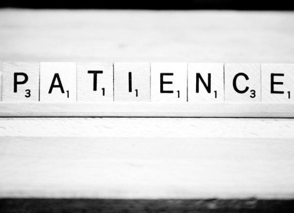 Reflections: Patience- Soul Control