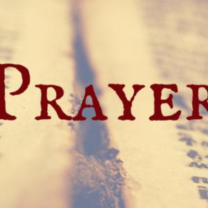 JLABS: Prayer Part I