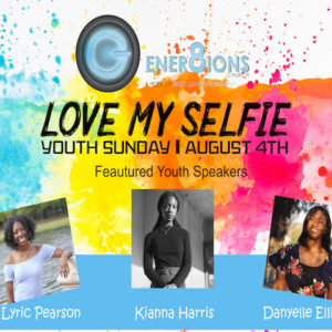 Youth Service – Love Your Selfie
