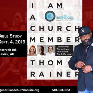 JLABS – I Am A Church Member – Introduction